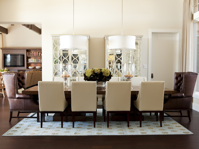 DIRECT DINING ROOM DESIGN IDEAS
